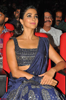 Pooja Hegde choli saree at DJ Duvvada Jaggannadham music launch ~  Exclusive 05.jpg