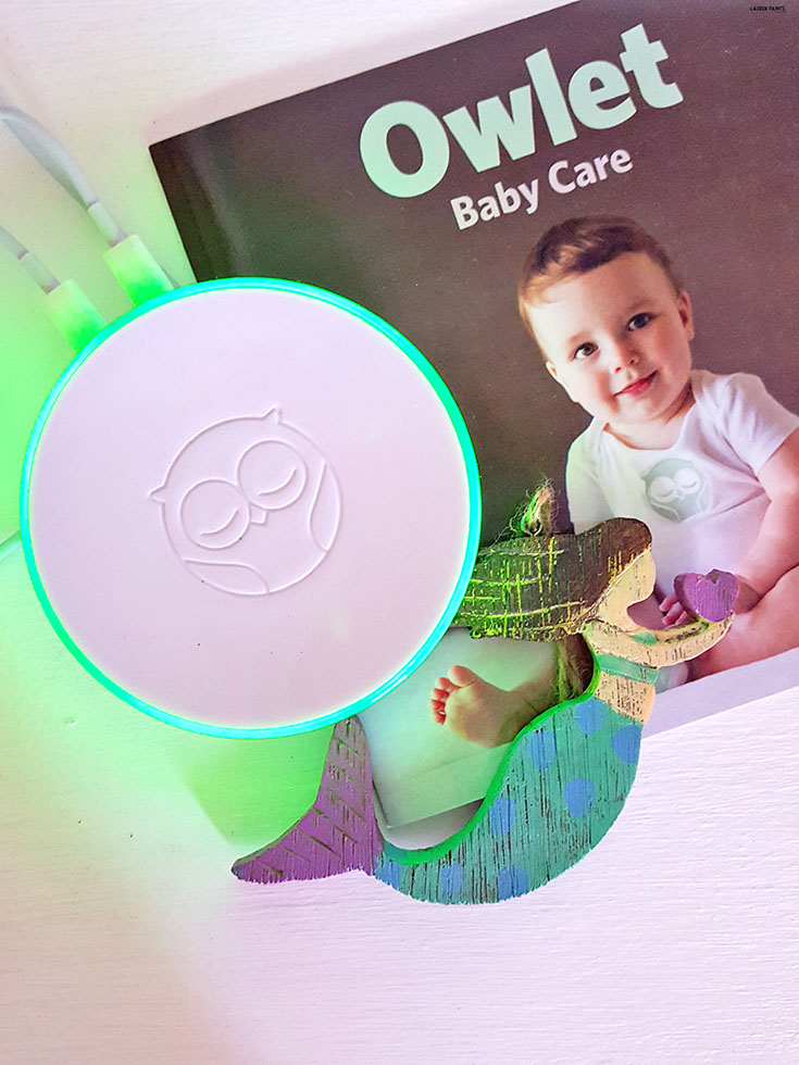 Are you a new parent or know someone that will be soon? Find out how the Owlet Baby Care Smart Sock can provide new parents with peace of mind and how you can score a promo code to help you save money on your purchase!