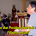 Did you know that President Duterte is the answer to Filipinos prayer?