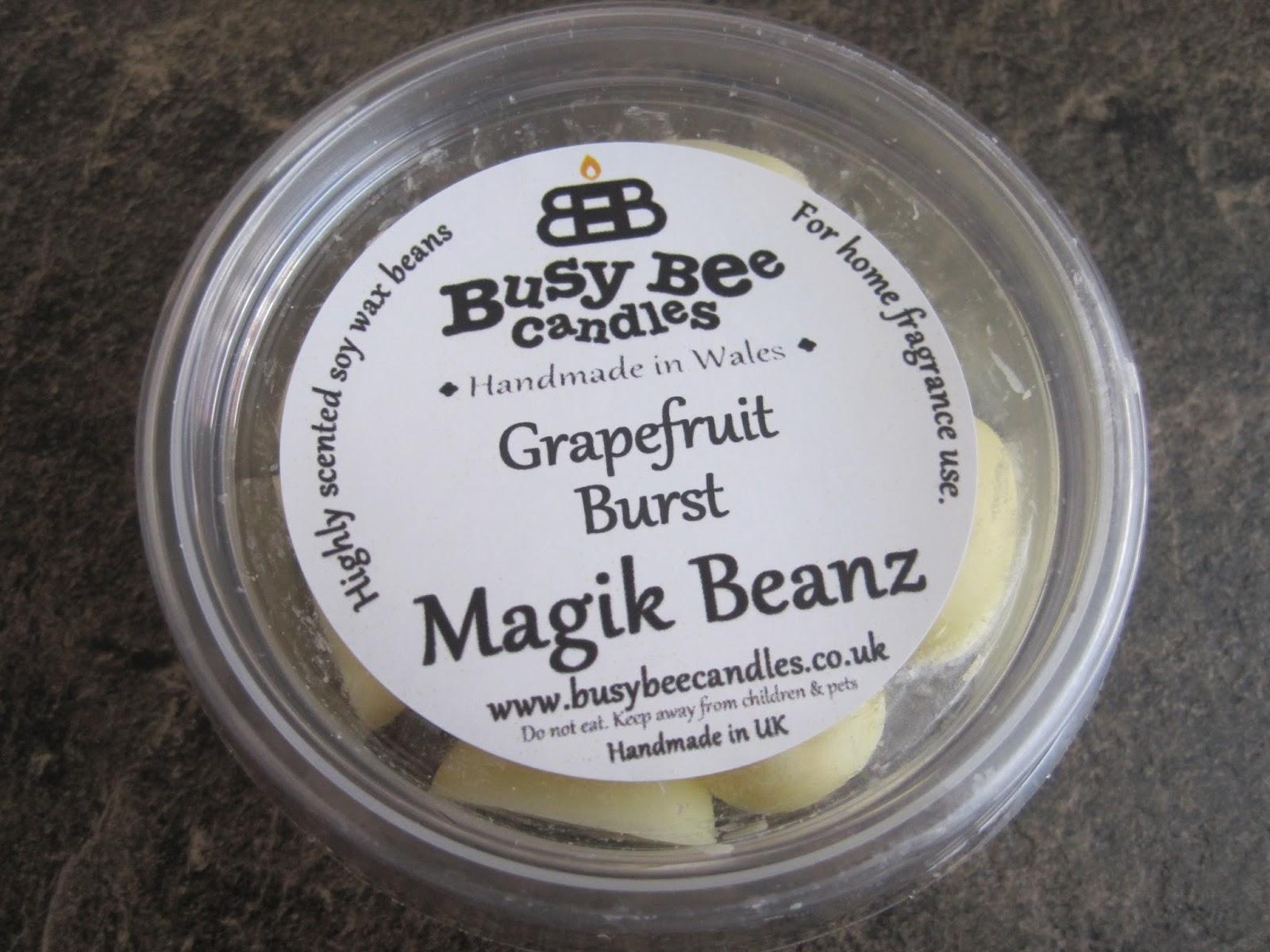 Busy Bee Candles - dawka aromatycznych zapachów