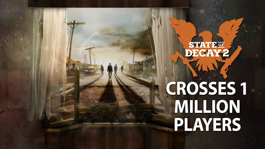 state of decay 2 million players