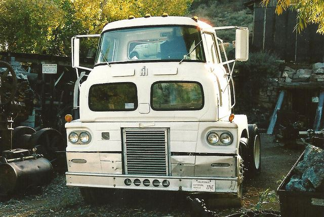 Just A Car Guy International Harvester Sightliner Toter By The