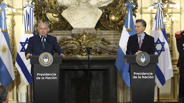 Netanyahu retoma su retórica antiiraní desde Argentina