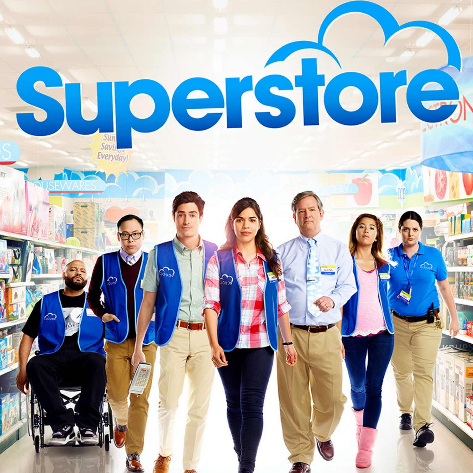 Superstore Temporada 1 [11/11