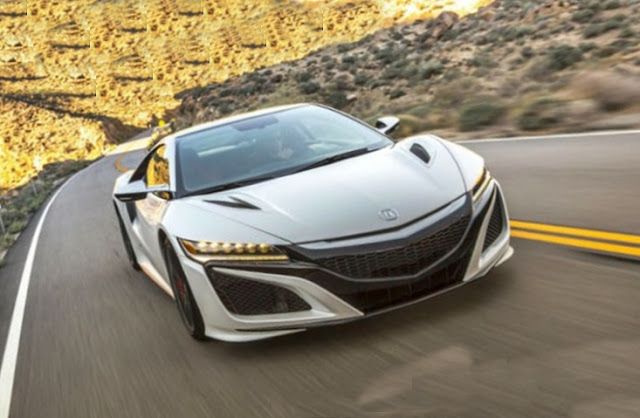 2018 Acura NSX Type R Review