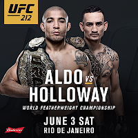 free ufc 212 video aldo holloway chingasos