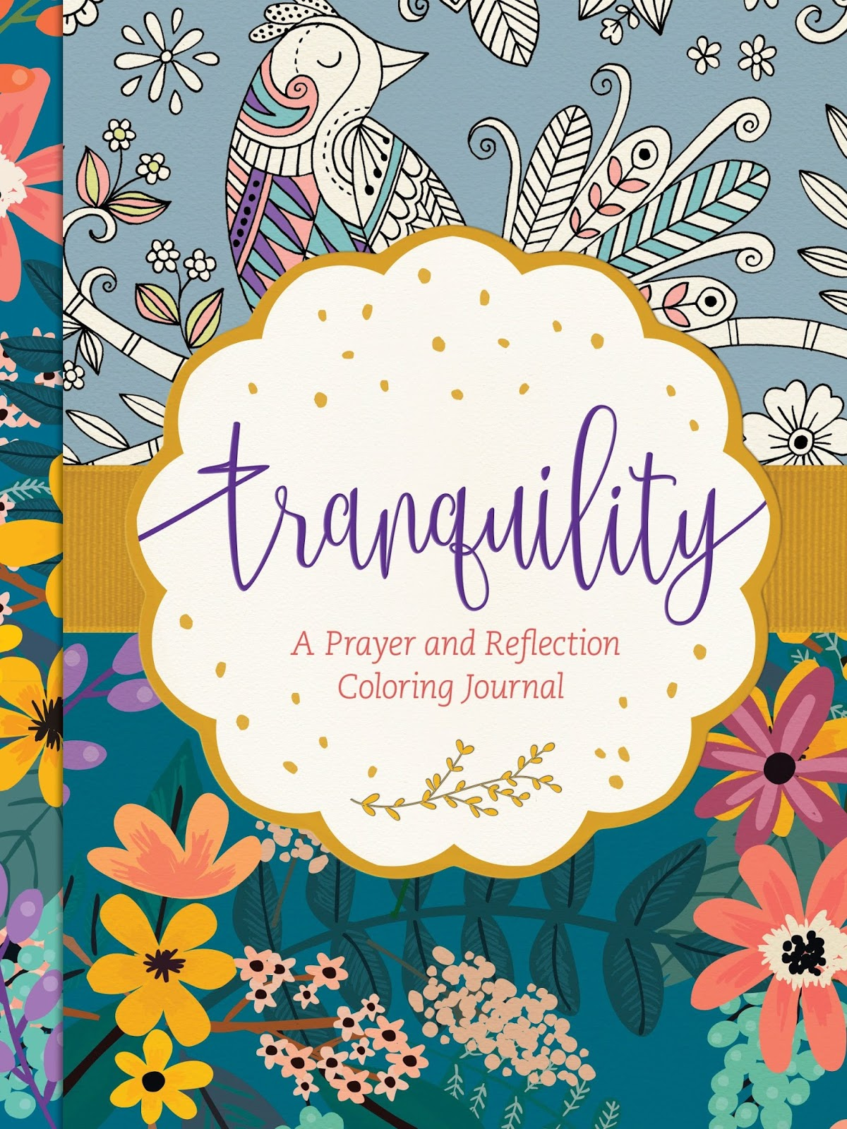 Ink Blots By TRD Book Review Tranquility A Prayer And