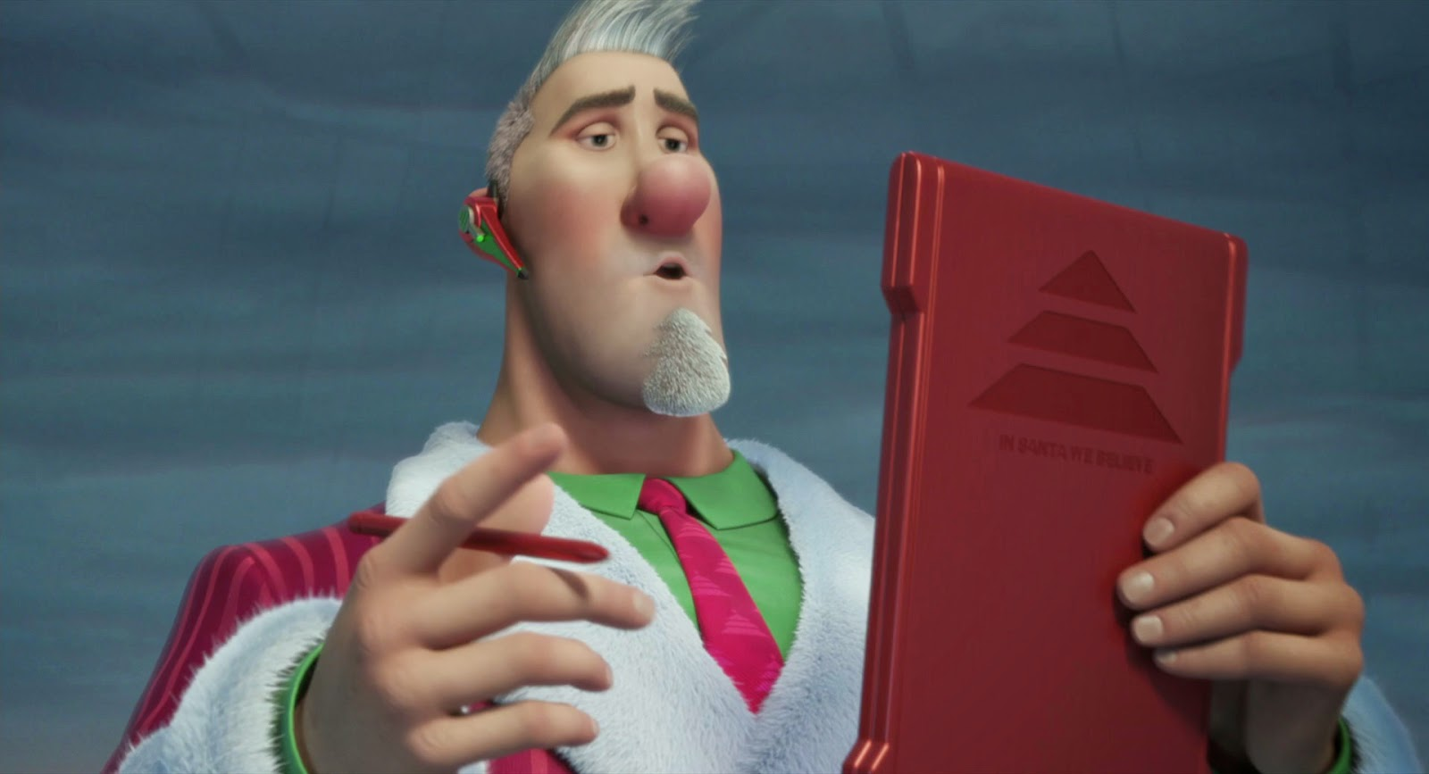 Arthur Christmas Brother.John S Film Reviews Little Moment Big Meaning 1 Arthur