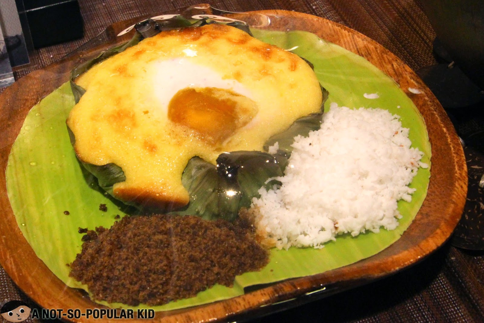 Filipino Delicacy - Bibingka in Vikings