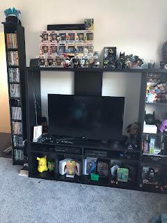console set up