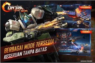 Garena Contra: Return Apk v1.6.49.0727 + Data for Android