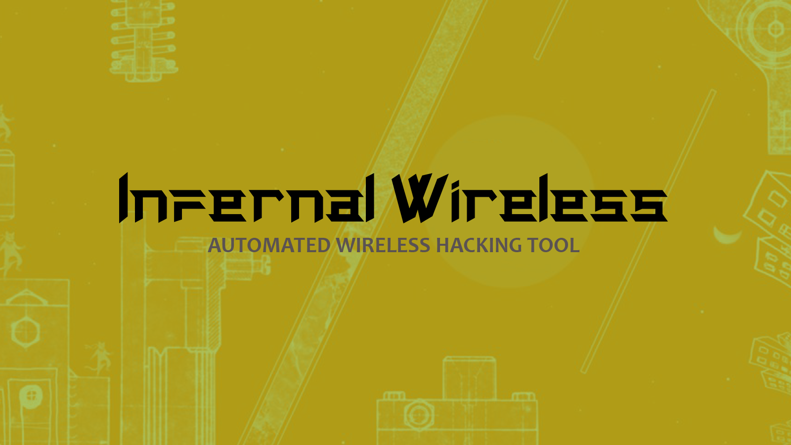 InfernalWireless - Automated Wireless Hacking Tool