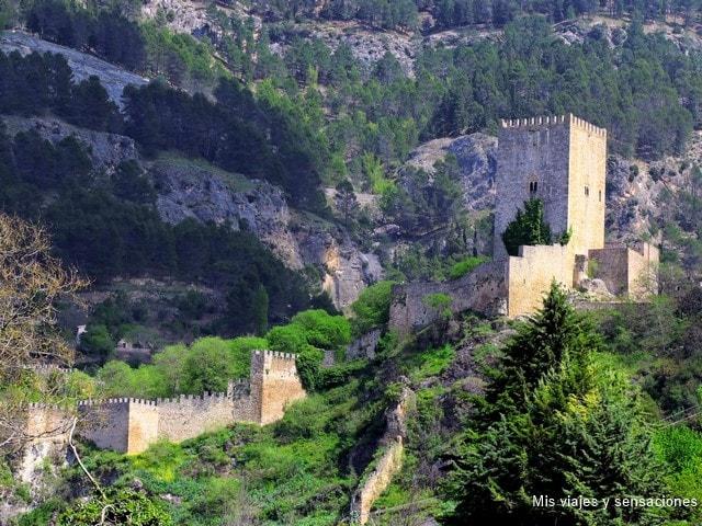 Castillo de la Yedra, Cazorla, Jaén, Andalucía