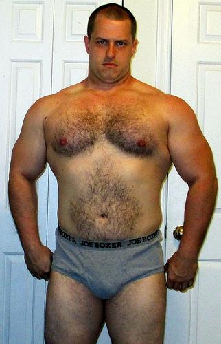 muscle chub