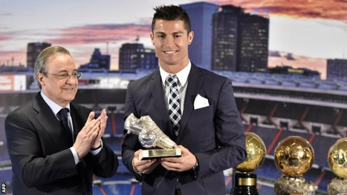 Cristiano Ronaldo: Florentino Perez to speak to player after Confederations Cup