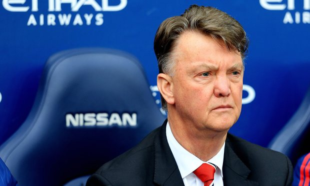 Louis van Gaal speculation mounts after omission from Manchester United video
