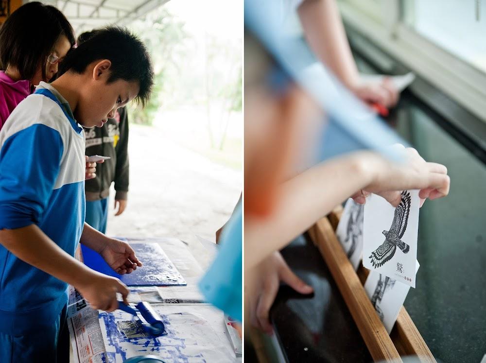 台灣鷹姿版畫展活動攝影記錄活動錄影