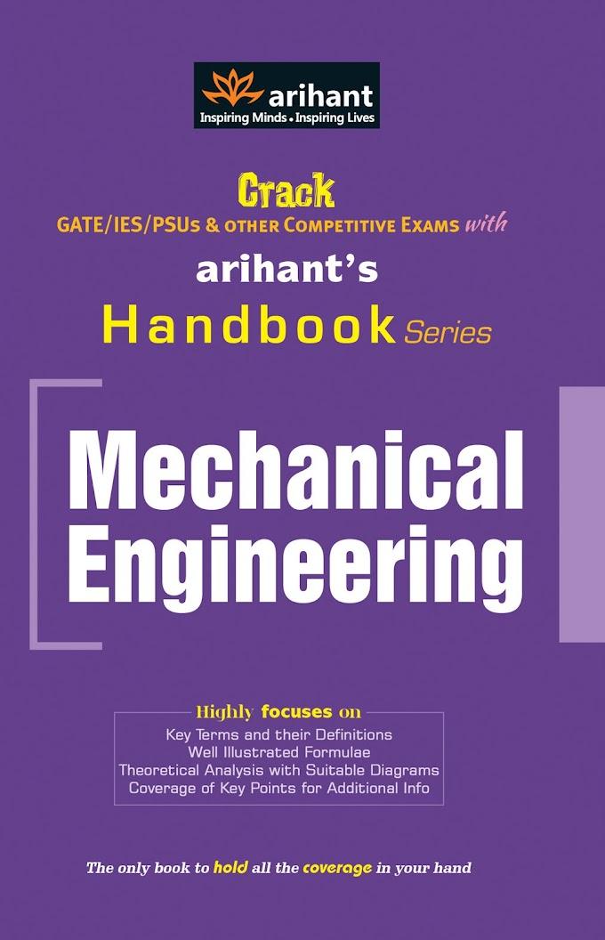 Download Arihant Mechanical Handbook Pdf