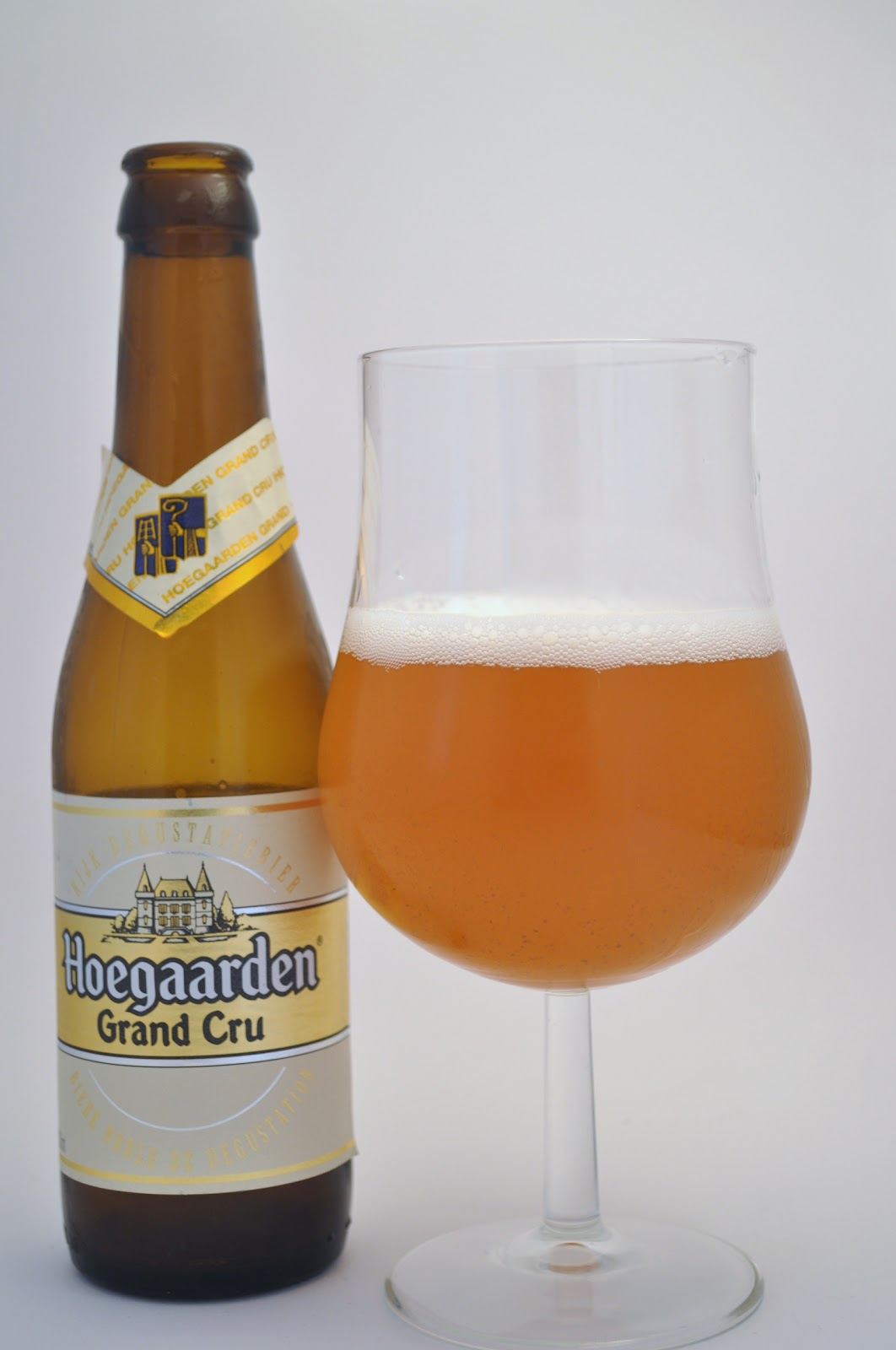 Bicchieri Hoegaarden Blood Stout And Tears July 2011
