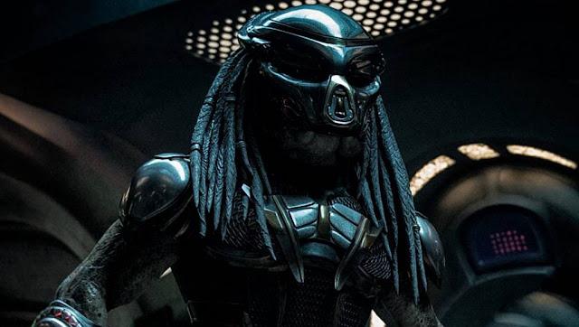 O Predador 2018