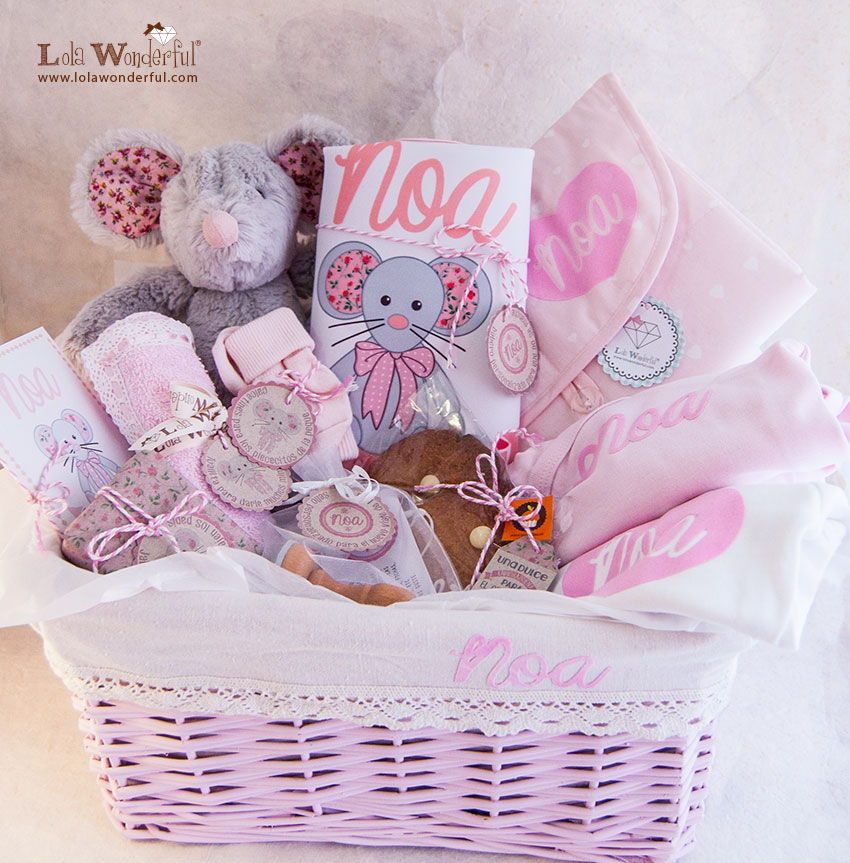 Lola wonderful regalos personalizados y dise o para - Ideas para bebes ...
