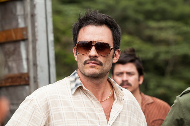 Narcos on @Netflix #streamteam