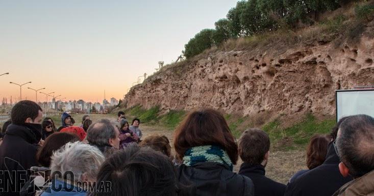 Espectáculo mundial en Bahía Blanca