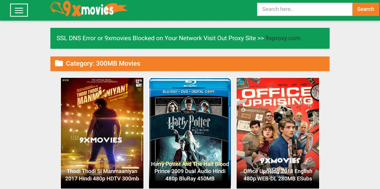 9xmovies new site 9xmovies.stream