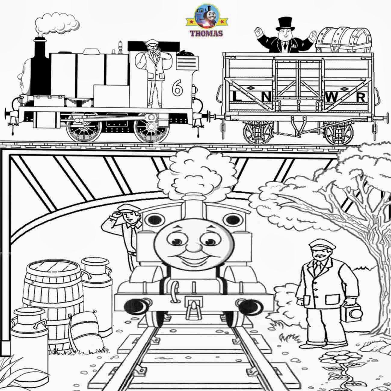 Thomas Tank Engine Worried, Thomas, Free Engine Image For