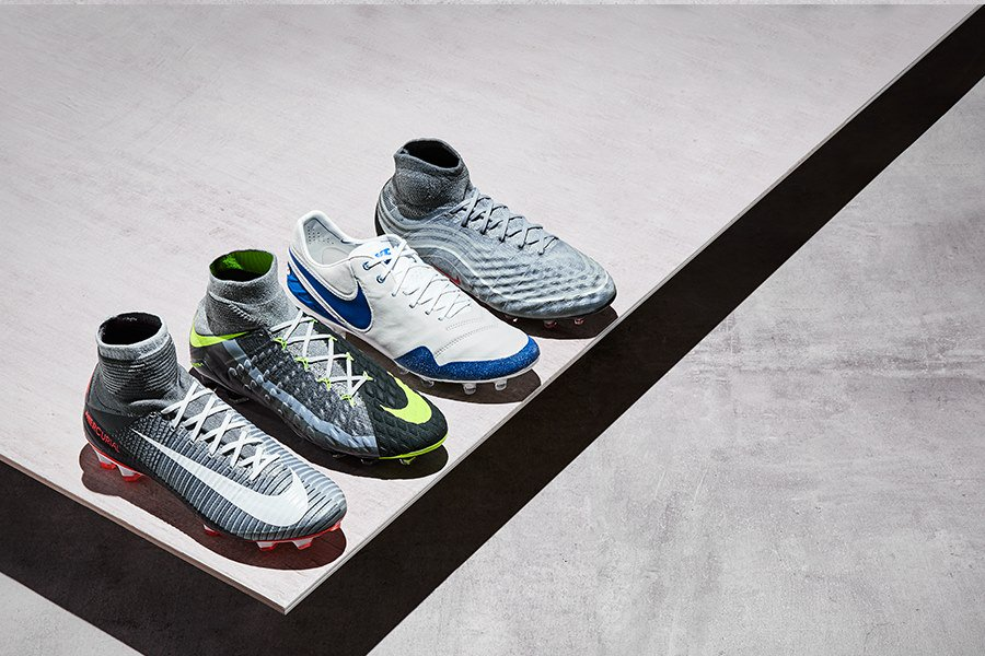 The new Nike 2017 Revolution Pack brings unique designs, each inspired by a  different Air Max icon, to the Nike Hypervenom, Magista, Mercurial and  Tiempo ...