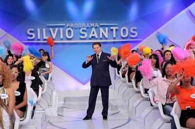 Silvio Santos Crédito: Lourival Ribeiro/SBT