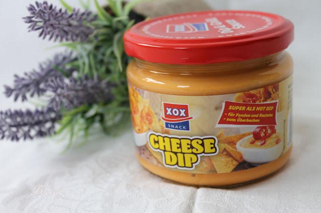 XOX Cheese Dip