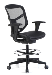 Office Chair for Standing Height Surface