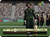 Hat for Batsmen Patch Ingame Screenshot 7