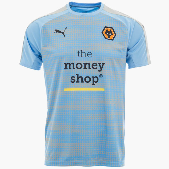 Limited Edition Wolverhampton Wanderers 17-18 Third Kit Released ... 03dc976a0