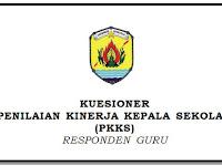 Kuesioner Instrumen Pendukung PKKS 2018- GURU NUSANTARA