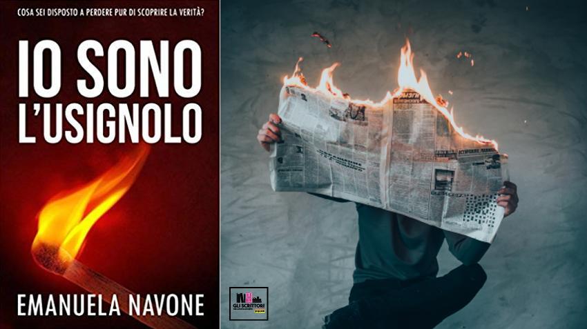 Recensione: Io sono l'Usignolo, di Emanuela Navone