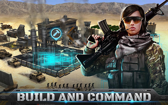 Download Mobile Strike APK MOD