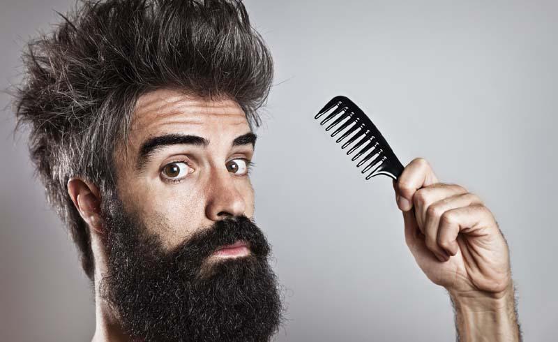 Trim & Beard