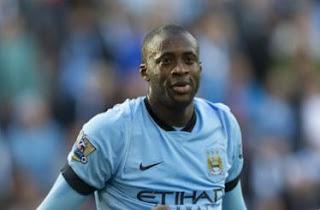 Yaya Toure Diminati Arsenal dan Manchester United