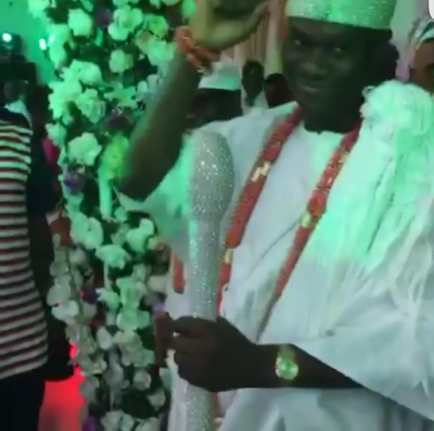 Wuraola Zynab Otiti marries ooni of ife