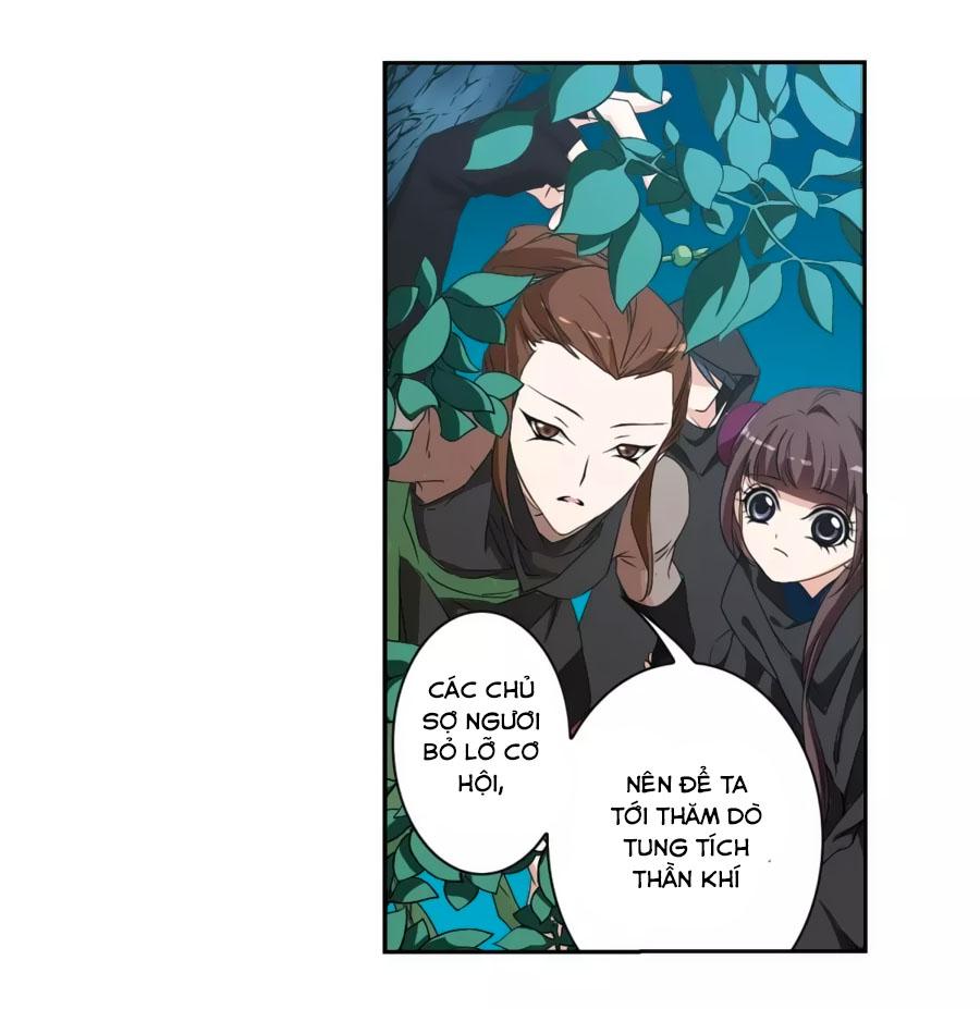 Hoa Thiên Cốt chap 154 - Trang 9