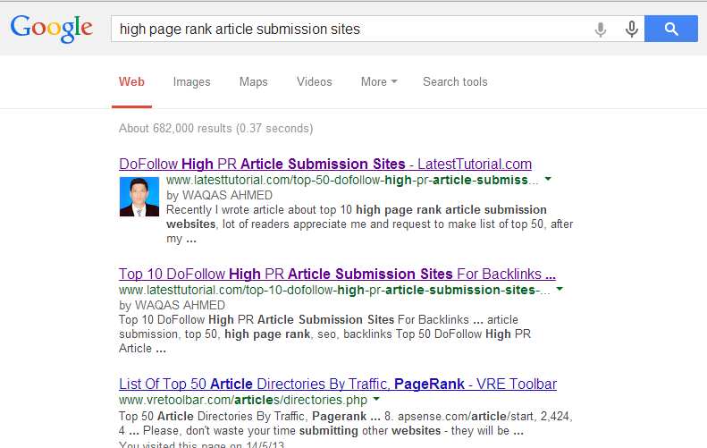 How to increase website / blog traffic | Learn Learn Article Submission Online