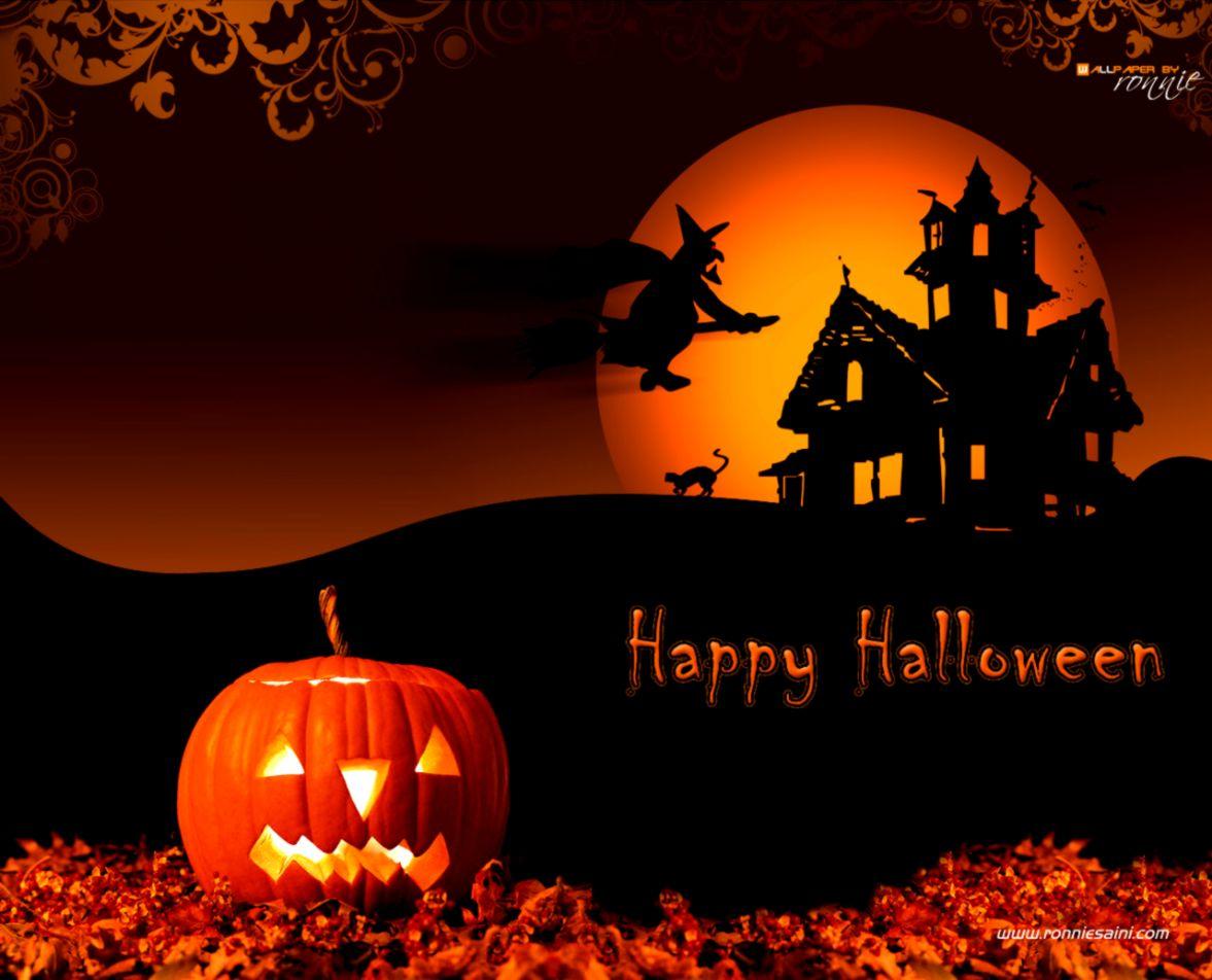 Happy Halloween Wallpaper Mobile Wallpapers