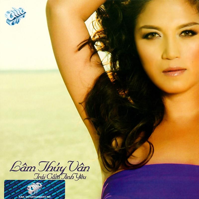 AsiaCDCS029 - Lâm Thúy Vân - Trái Cấm Tình Yêu (NRG) + bìa scan mới