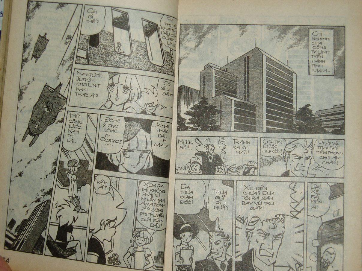 Siêu nhân Locke vol 04 trang 27
