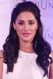 نرجس فخري (Nargis Fakhri)، عارضة أزياء و ممثلة أمريكية تعمل في أفلام بوليوود