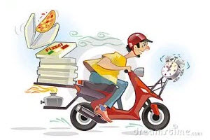 Fasilitas Layanan Pizza Delivery