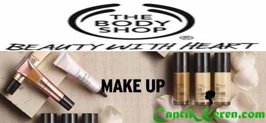 Harga Produk The Body Shop