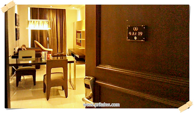 Staycation Jakarta Bellezza Suites